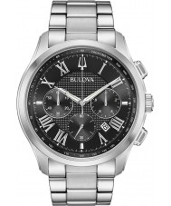 Bulova 96B288 Mens clássico relógio