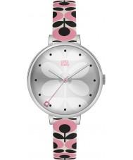 Orla Kiely OK2173 Relógio de Ivy das senhoras
