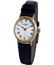 Rotary LS00471-07 Senhoras relógios Black Watch