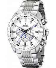 Festina F16488-1 Mens Chronograph Watch hora dupla