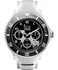 Ice-Watch 001336 Mens ice-desportivo grande relógio cronógrafo branco