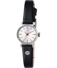 Radley RY2107 Senhoras de couro preto pulseira de relógio do vintage