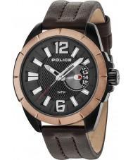 Police 15240JSBBN-02 Relógio de jarro para homens