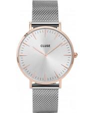 Cluse CL18116 Ladies La Boheme relógio malha