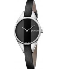 Calvin Klein K8P231C1 Relógio rebelde das senhoras