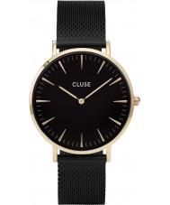 Cluse CL18117 Ladies La Boheme relógio malha