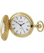 Woodford GP-1232 Relógio de bolso para homens