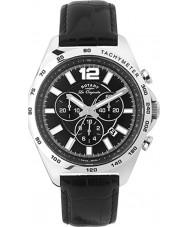 Rotary GS90070-04 Mens les originales relógio