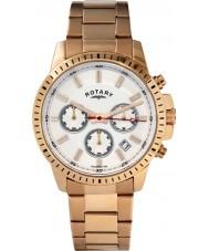 Rotary GB00174-06S Relógio para homens