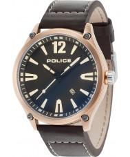Police 15244JBR-02 Mens denton watch