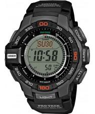 Casio PRG-270-1ER Mens pro trek sensor de triple difícil relógio solar,