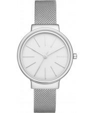 Skagen SKW2478 Senhoras prata ancher relógio de malha de aço