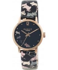 Radley RY2272 Senhoras da meia-noite relógio com pulseira de couro