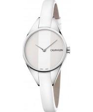 Calvin Klein K8P231L6 Relógio rebelde das senhoras