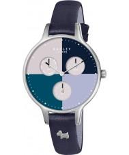 Radley RY2429 Ladies abadia verão fig couro cronógrafo relógio
