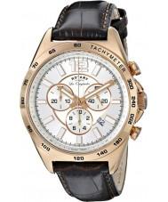 Rotary GS90073-06 Mens les originales relógio