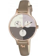 Radley RY2430 Ladies abadia floresta couro cronógrafo relógio