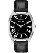 Bulova 96B290 Mens clássico relógio