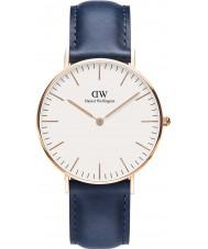 Daniel Wellington DW00100123 Mens clássico somerset 36mm relógio