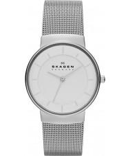 Skagen SKW2075 Ladies Klassik relógio pulseira de aço de prata
