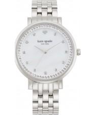 Kate Spade New York 1YRU0820 Ladies monterey tom de prata pulseira de aço relógio