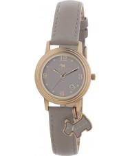 Radley RY2130 Senhoras charme couro marsupial relógio pulseira