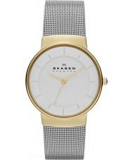Skagen SKW2076 Ladies Klassik relógio pulseira de aço de prata
