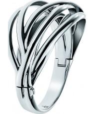 Calvin Klein KJ1RMD00010S Ladies crisp pulseira de aço inoxidável