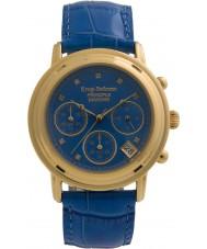Krug-Baumen 150578DM Relógio de diamante de princípio para homens