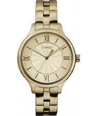 Timex TW2R28100 Relógio peyton elevado estilo senhoras