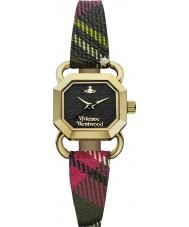 Vivienne Westwood VV085BKBR Relógio das senhoras ravenscroft