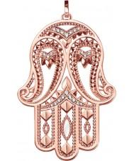 Thomas Sabo PE731-416-14 As senhoras de glam e alma 18 quilates em ouro rosa pingente banhado