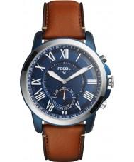 Fossil Q FTW1147 Mens smartwatch de concessão