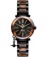 Vivienne Westwood VV006BKBR Ladies orb watch