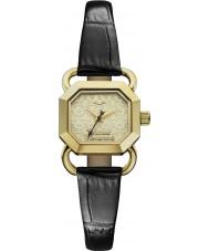 Vivienne Westwood VV085GDBK Relógio das senhoras ravenscroft
