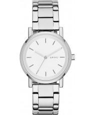 DKNY NY2342 relógio de prata das senhoras soho