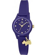 Radley RY2436 Ladies assistir relógio pulseira de silicone de ópio