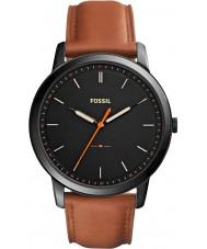 Fossil FS5305 Relógio minimalista para homens