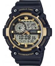 Casio AEQ-200W-9AVEF Relógio de coleção de homens