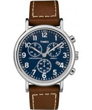 Timex TW2R42600 Relógio Weekender