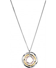 Calvin Klein KJ0KDP300100 Ladies exclusiva de três cores colar de pingente