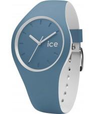 Ice-Watch 001496 duo Ice relógio de pulseira de silicone bluestone