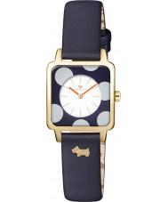 Radley RY2440 Ladies Rochester fig verão relógio com pulseira de couro
