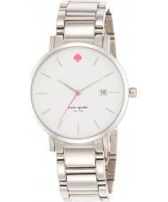 Kate Spade New York 1YRU0008 grande prata Ladies gramercy pulseira de aço relógio