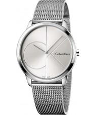 Calvin Klein K3M2112Z Relógio mínimo para homens