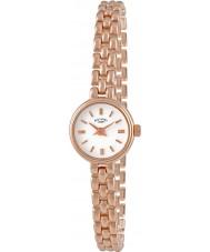 Rotary LB02543-03 Senhoras relógios de ouro relógio banhado