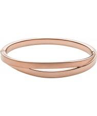 Skagen SKJ0715791 Ladies elin subiu ouro tom de cortar pulseira