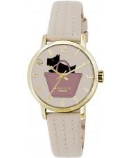 Radley RY2288 Ladies couro gesso relógio pulseira