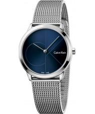 Calvin Klein K3M2212N Relógio mínimo para homens