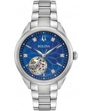 Bulova 96P191 Relógio clássico de senhora
